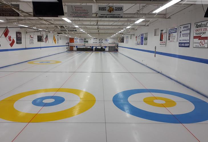 Morrisburg Curling Rink
